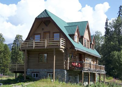 Atlin Lake Wilderness Retreat